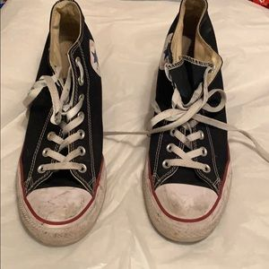 Converse Wedges size 9.5